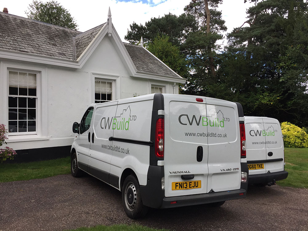 CW Build - Devon building contractors, project managers and designers
