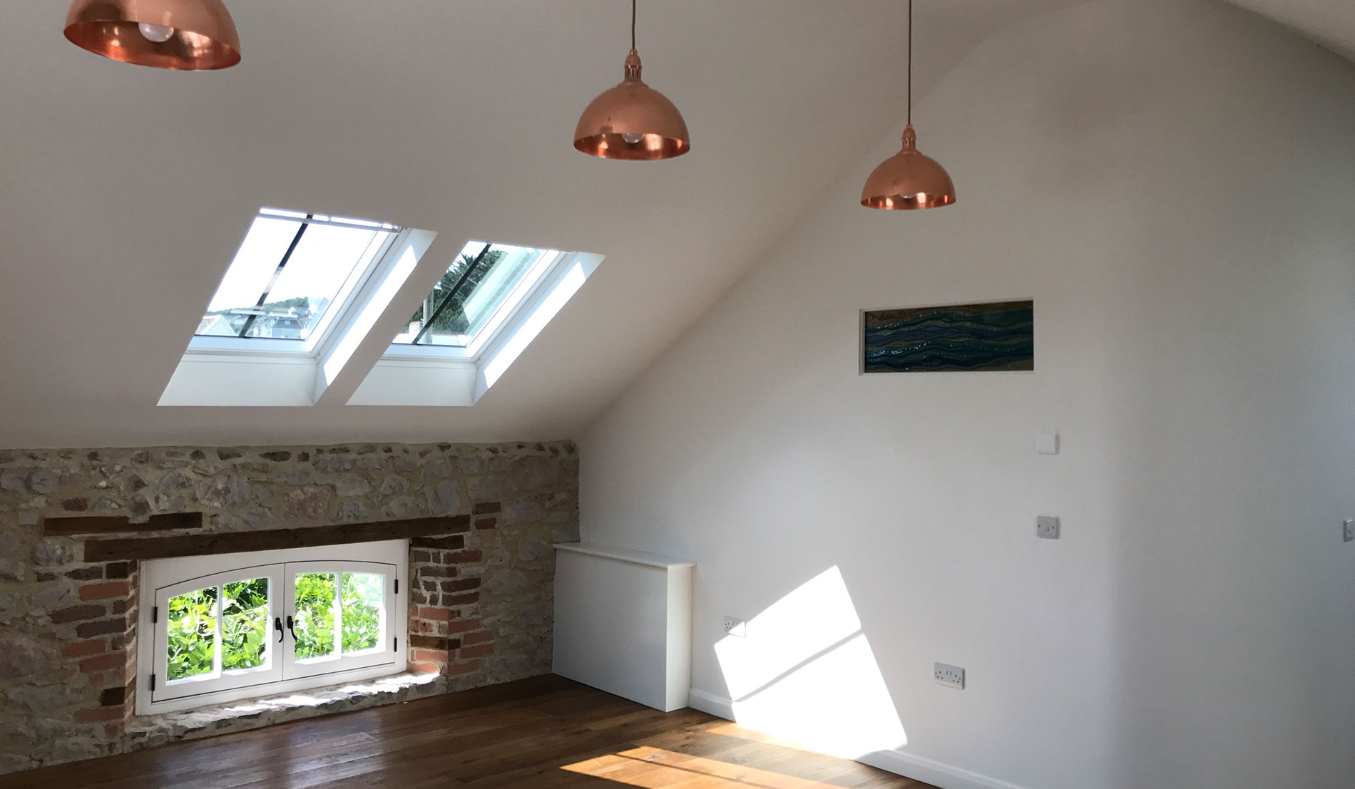 Dawlish Loft Conversion