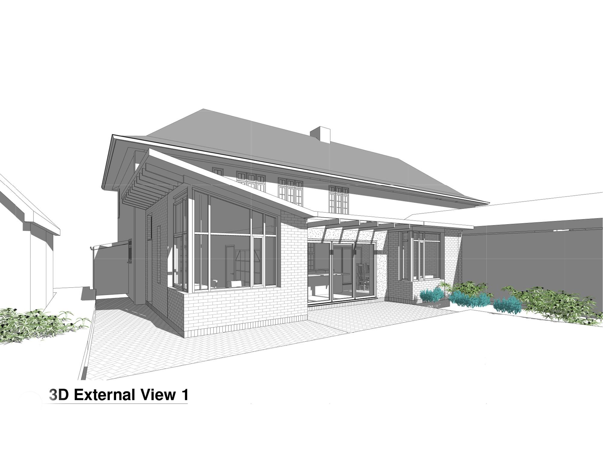 Dartmoor Kitchen Extension Project