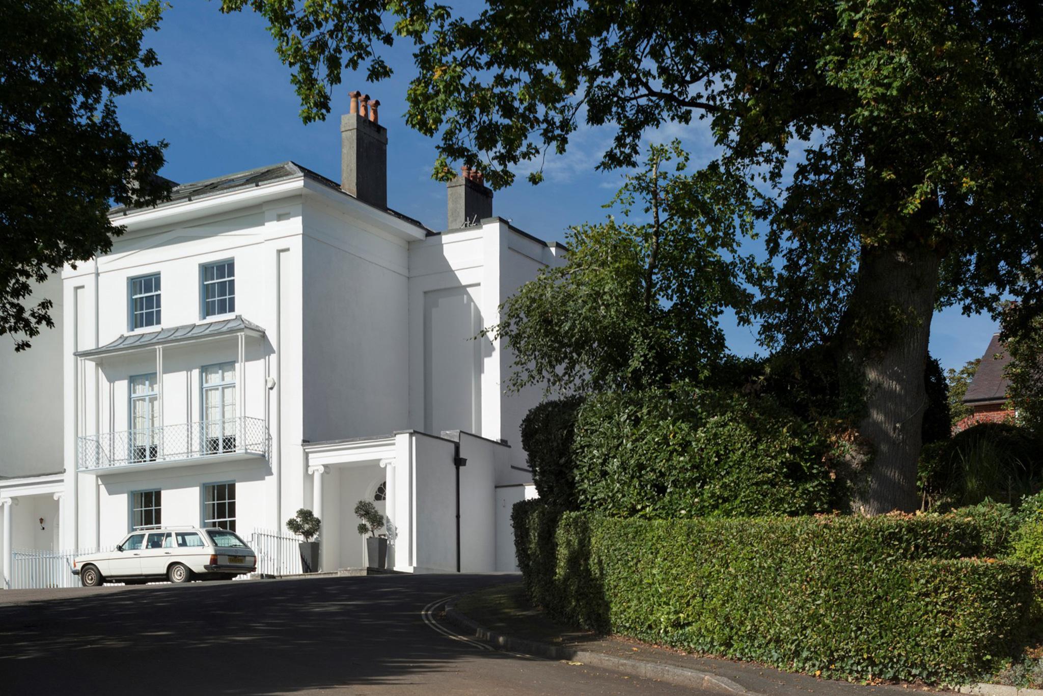 refurbishment grade ii listed property exeter